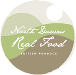 North Downs Real Food Logo
